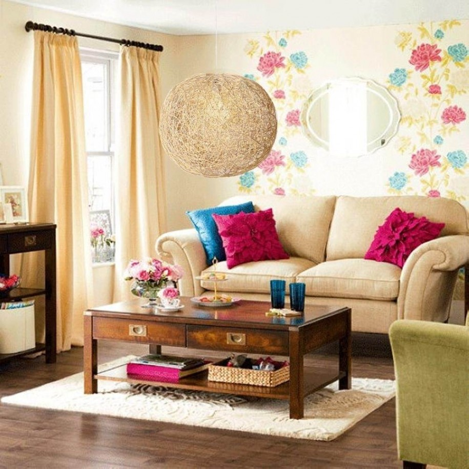 Design Ideas for Small Living Room