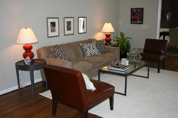 End Table Lamps for Living Room