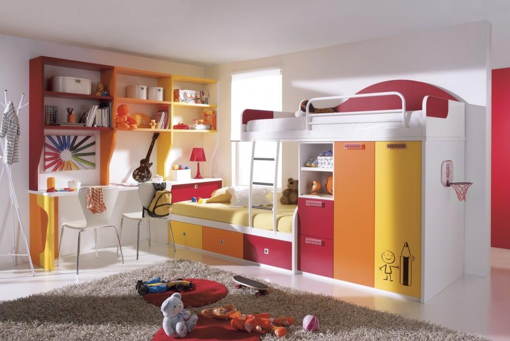 Funky Childrens Bedroom Furniture Sets UK - Decor Ideas