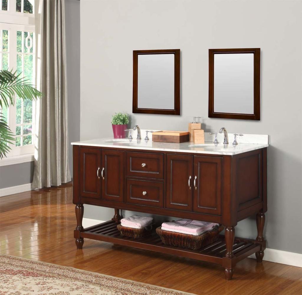 Furniture Style Bathroom Vanity Cabinets