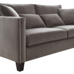 Grey Contemporary Sofa