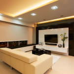 HDB Living Room Design