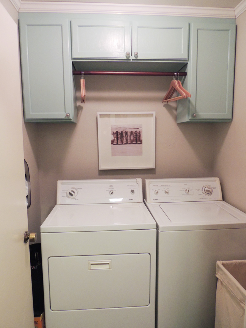 Hanging Laundry Room Cabinets Decor Ideasdecor Ideas