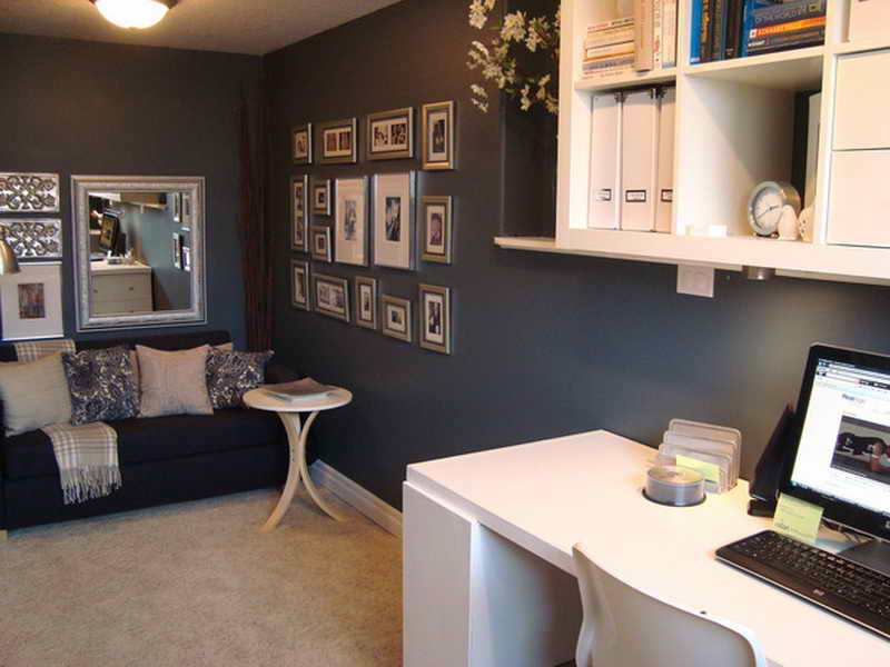 Home Office Guest Room Ideas