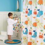 Kids Shower Curtain Sets