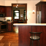 Kitchen Paint Colors with Cherry Cabinets