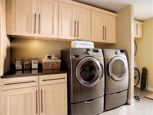 Kraftmaid Laundry Room Cabinets