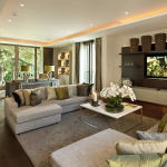 Large Living Room Design Ideas