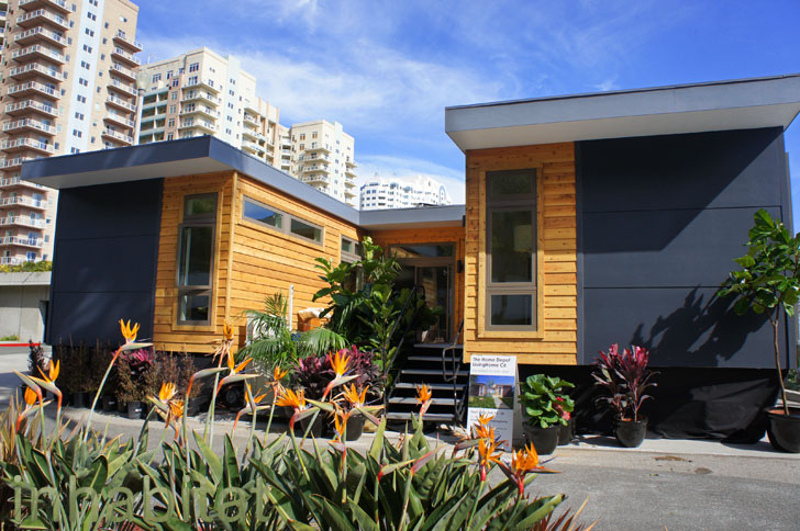 Low Cost Modern Prefab Homes
