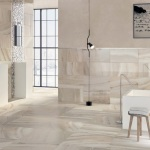 Marble Bathroom Floor Tile