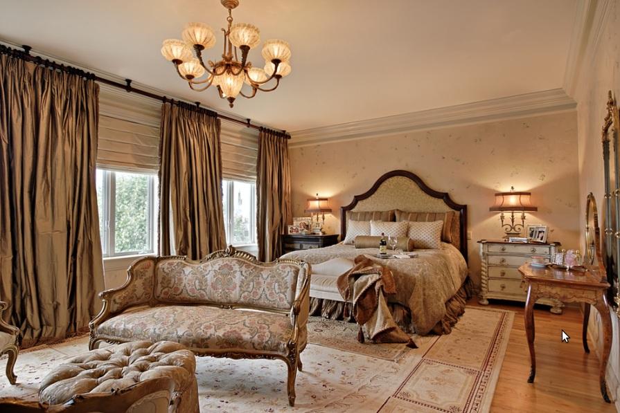 Master Bedroom Curtain Ideas - Decor Ideas