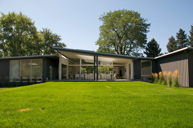 Mid Century Modern Homes Denver