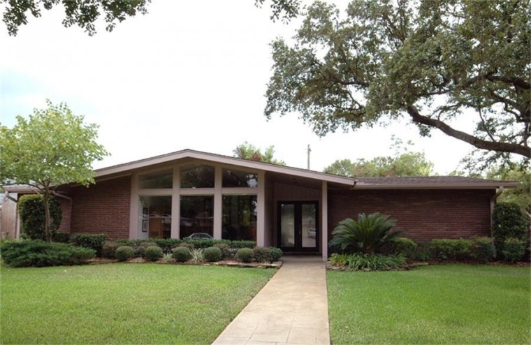 Mid Century Modern Homes Houston