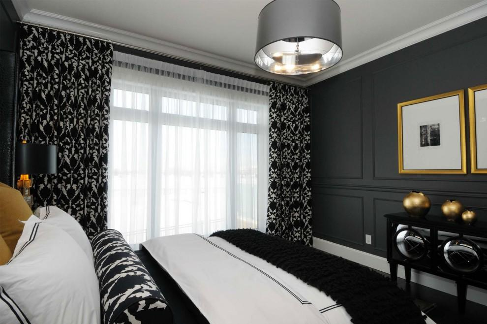 Modern Bedroom Curtains