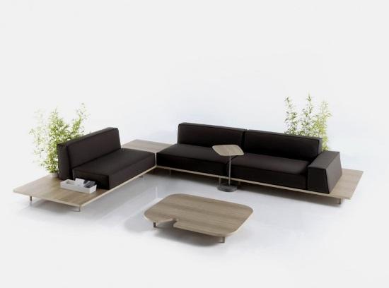 Modern Contemporary Sofa