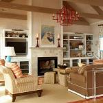 Modern Country Living Room Ideas