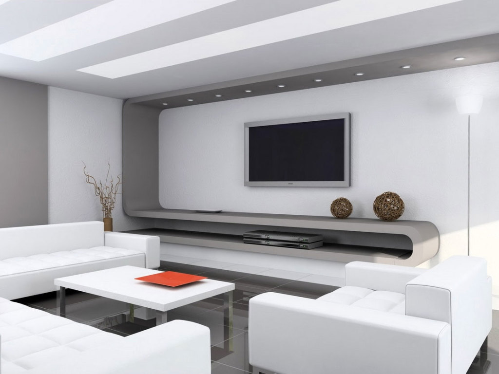 Modern Living Room Design Styles