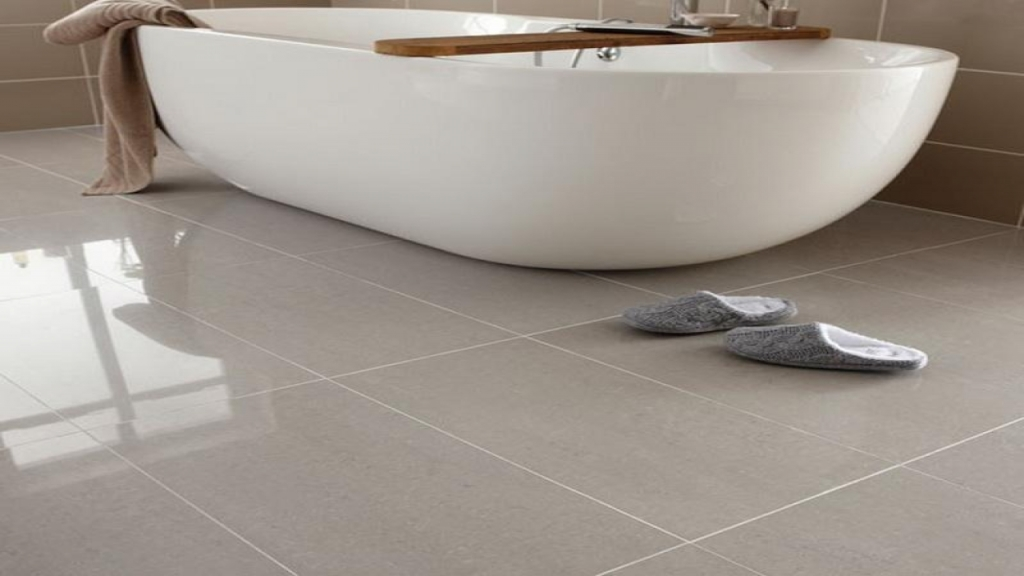 Porcelain Bathroom Floor Tiles