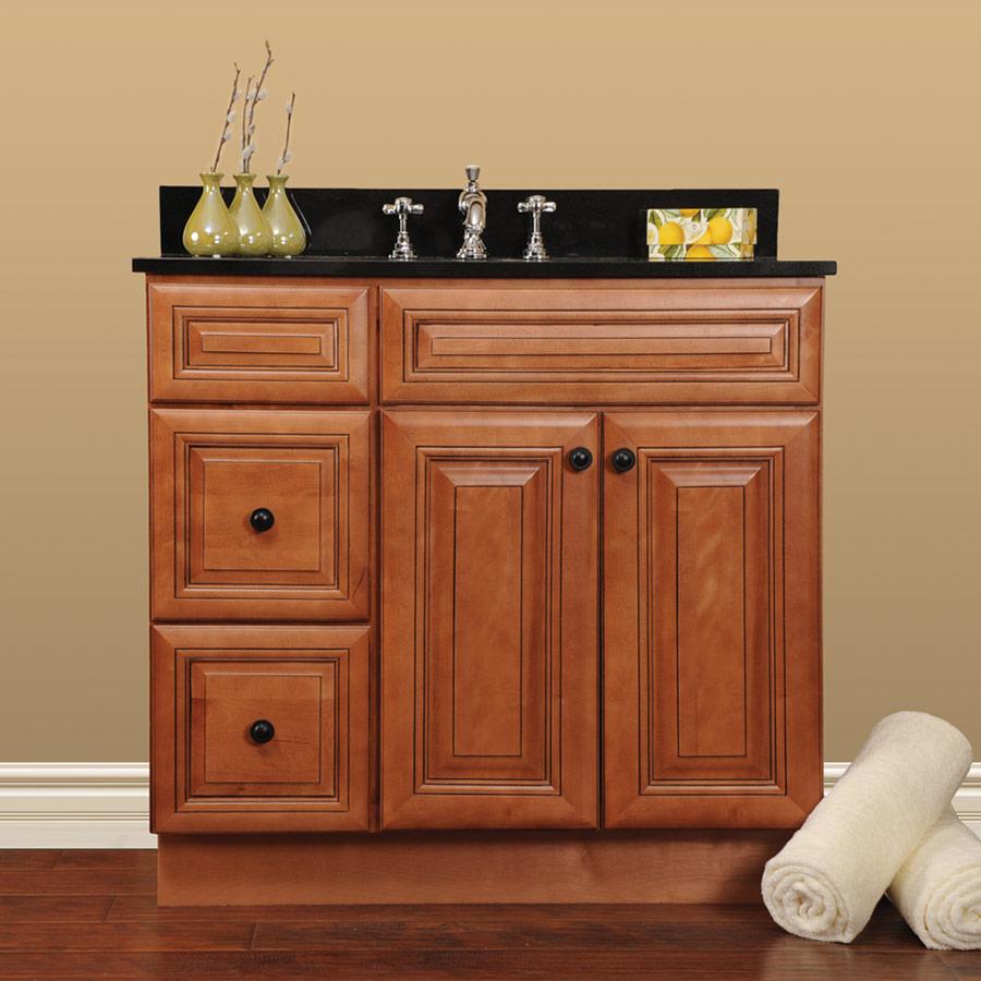 RTA Bathroom Vanity Cabinets