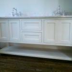 Shaker Bathroom Vanity Cabinets
