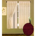Short Bedroom Curtains