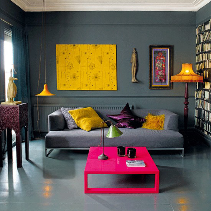 Small Living Room Colors