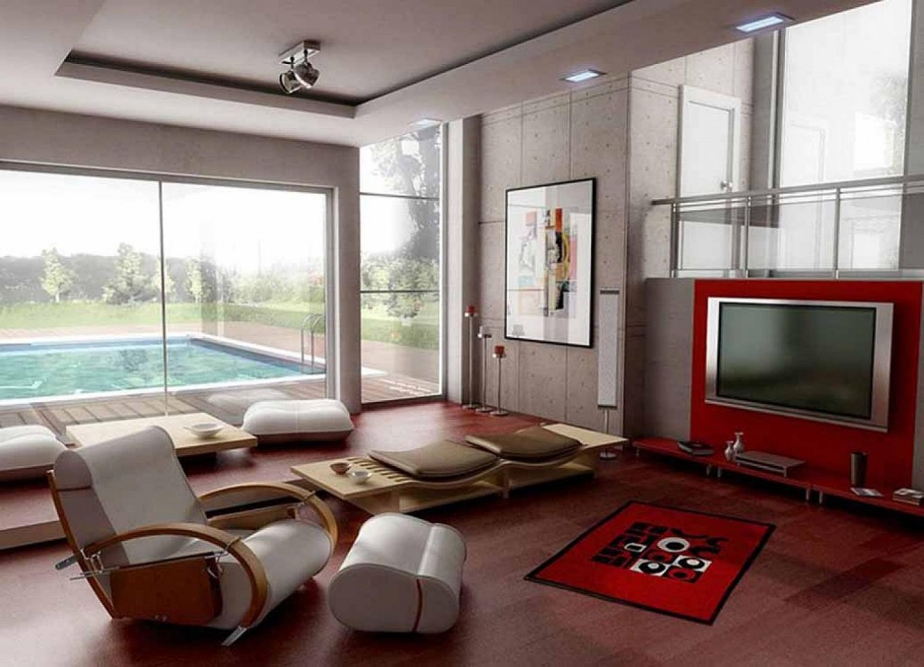 Small Space Living Room Design