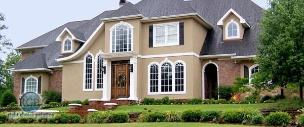 Stucco House Paint Colors