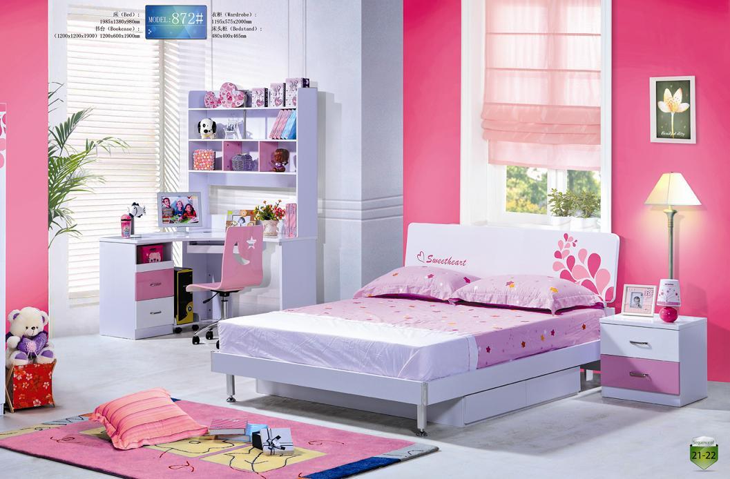 Teenage Childrens Bedroom Furniture - Decor Ideas