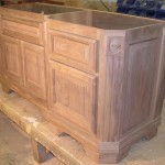 Unfinished Bathroom Vanity Cabinets