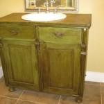 Used Bathroom Vanity Cabinets
