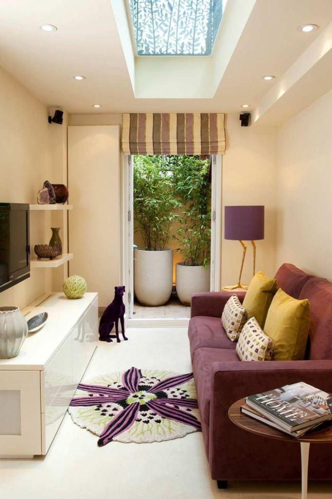 Very Small Living Room Design