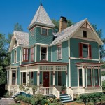 Victorian House Paint Colors Exterior