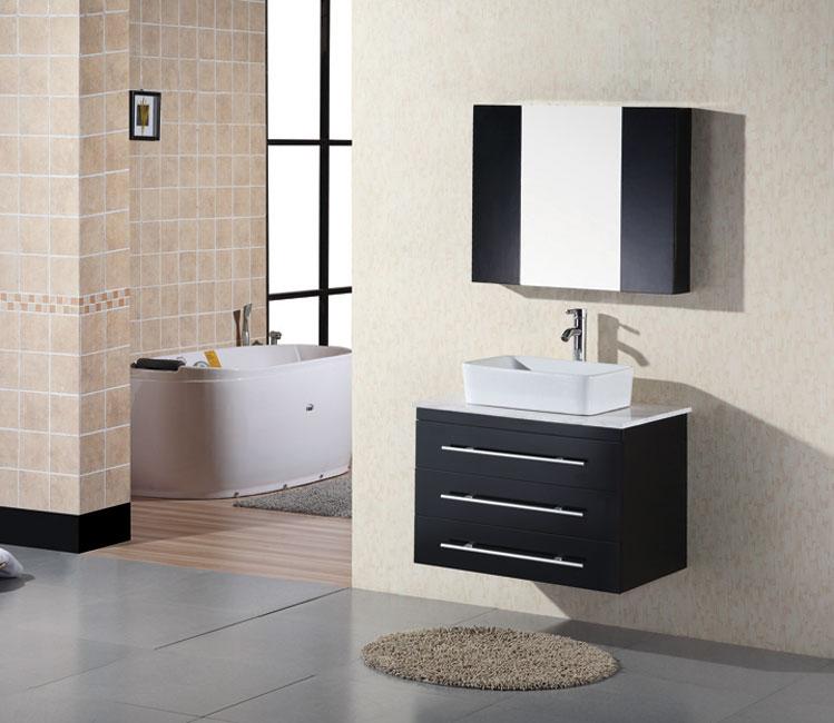 Wall Mounted Bathroom Vanity Cabinets