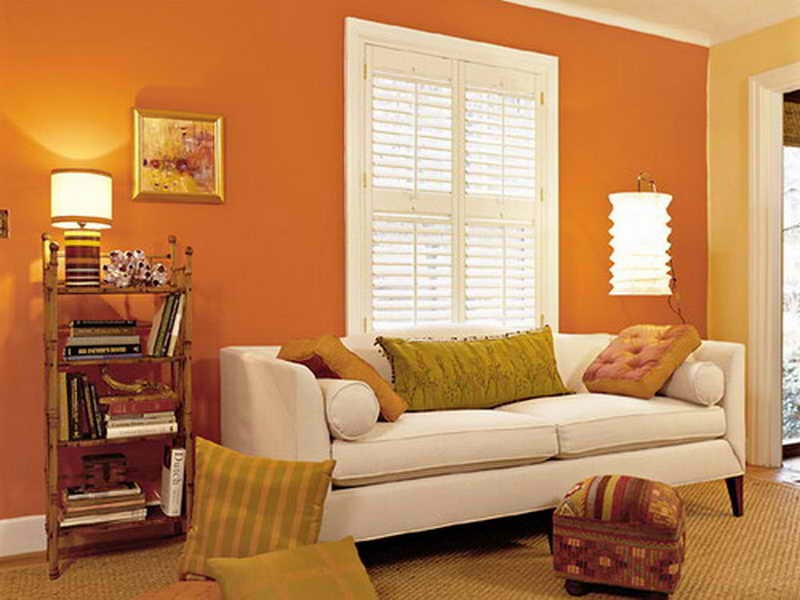 Walls Colors for Living Room