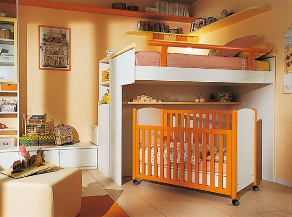 Baby and Toddler Bedroom Ideas