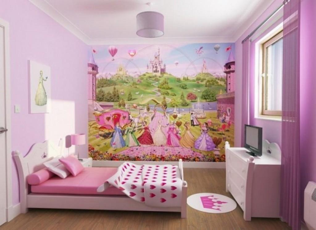 Children Bedroom Decoration