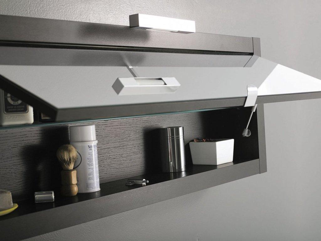 Contemporary Bathroom Wall Cabinets