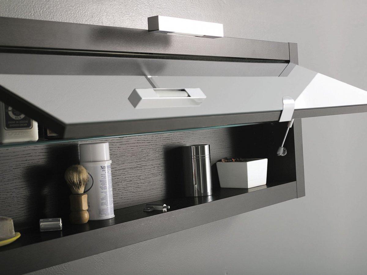 Contemporary Bathroom Wall Cabinets Decor Ideas