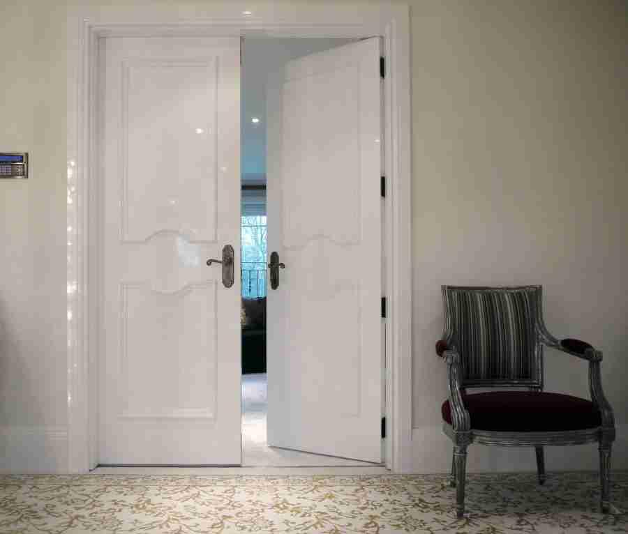 Double Bedroom Doors
