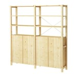 Free Standing Garage Shelves