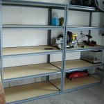 Home Depot Garage Shelving