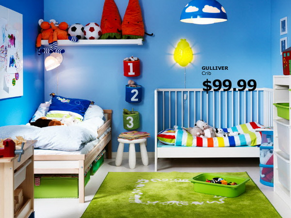 Ikea Childrens Bedroom Ideas