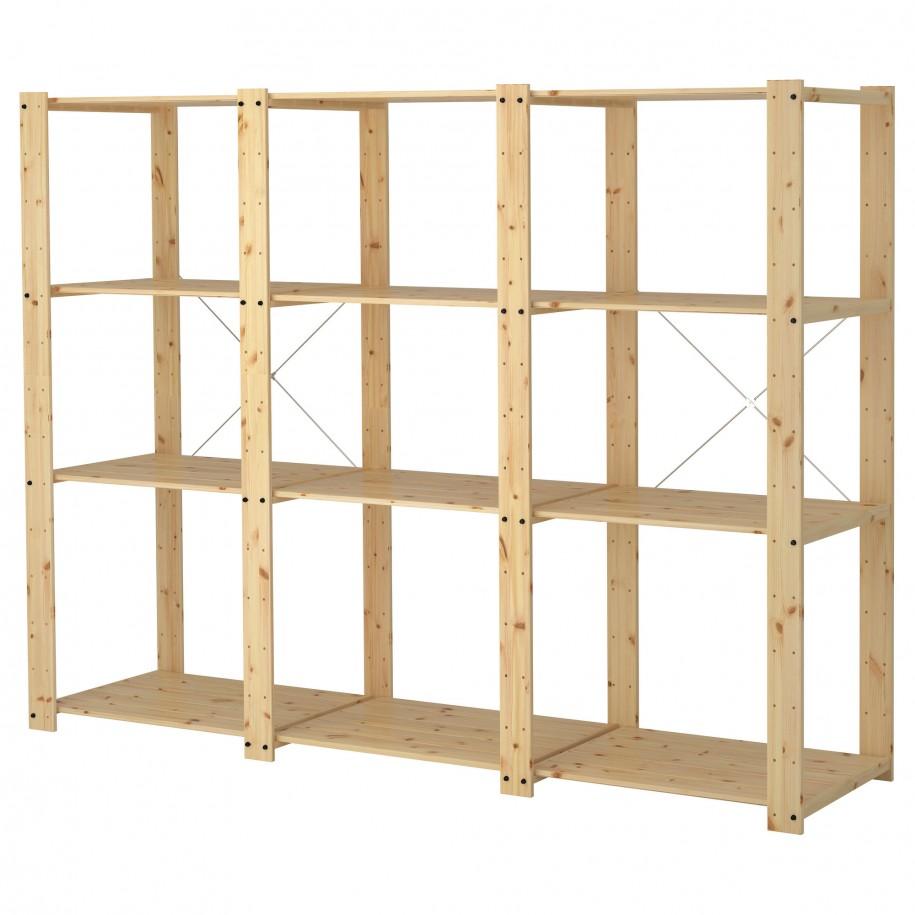 Ikea Garage Shelving