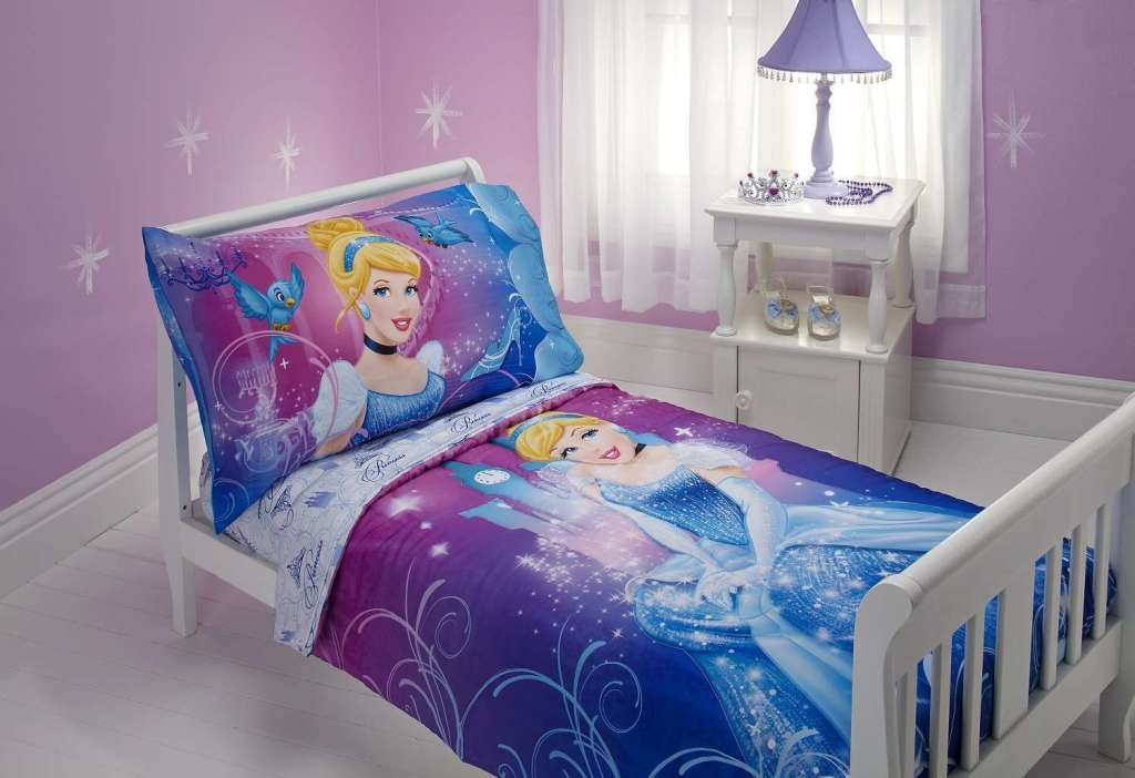 Kidkraft Princess Toddler Bedroom Set