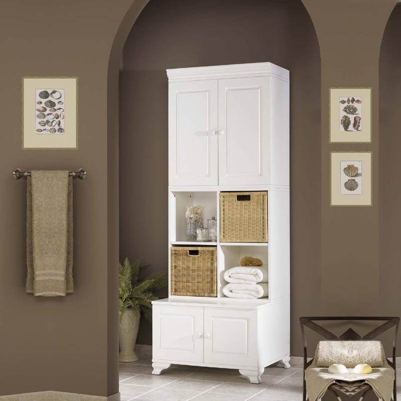 Lowes Bathroom Wall Cabinets