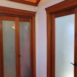 Master Bedroom Doors