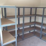 Metal Garage Shelving Units