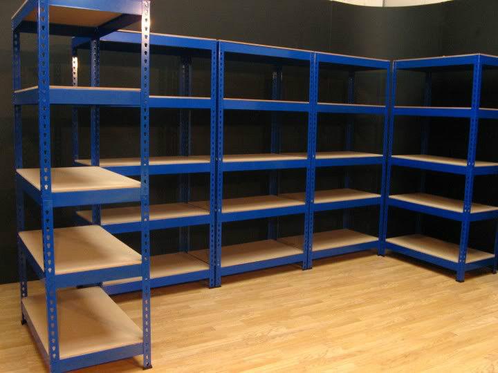 Metal Garage Storage Shelves