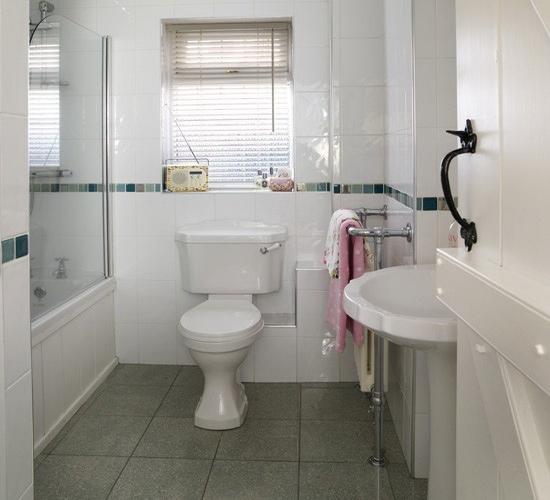 Small White Bathroom Ideas